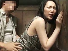 【ヘンリー塚本】浮浪者にSEXさせる変態マダム 黒木蘭花