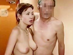 【ヘンリー塚本】主人の父と背徳交尾に耽る主婦 大沢萌