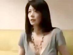 【ヘンリー塚本】主人が別の女とヤルのを見て濡れるマダム 三浦恵理子