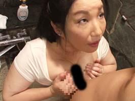 【四十路】熟れた体の肉欲が鎮まらない主婦①石井麻奈美