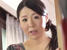 【四十路】お婿さんにチン先だけ入れられた姑 月島小菊