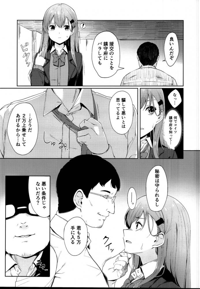 鈴谷「何回出せば気が済むのよぉ!」