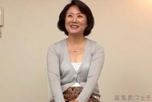 波木薫、初撮り五十路熟女!隣にいそうな親近感のあるおばさんがAV出演ですぞ