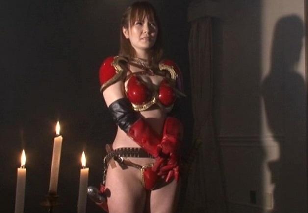 異世界ラノベ好き必見!勇者の身代わりに呪いをかけられた女戦士が性奴隷に堕ちSM調教を受け陵辱されまくる