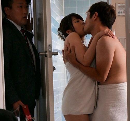 【霧島さくら】《人妻NTR》結婚式前日に目撃した妻が会社の同僚に寝取られ完堕ちしてる衝撃的浮気映像!