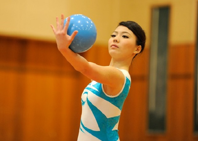 体操歴11年で6歳から英才教育を受ける全国レベルの超絶軟体女子大生がアスリート発掘番組と称したナンパでハメまくられる