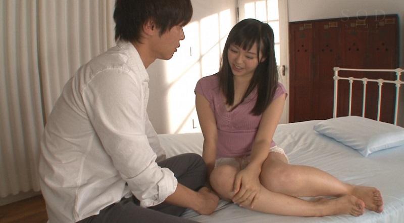 【小倉由菜】清楚でピュアで透明感・・・そんな言葉がぴったりの19歳の美少女のSEXなんて想像つかないが実は肉食系w