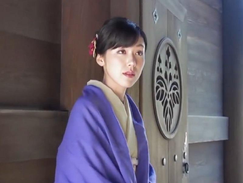 【三浦翔子】舞ワイフ☆こんな和服美人な人妻で女医とか・・・反則でしょw しかもセックスレス!?旦那アホですか?