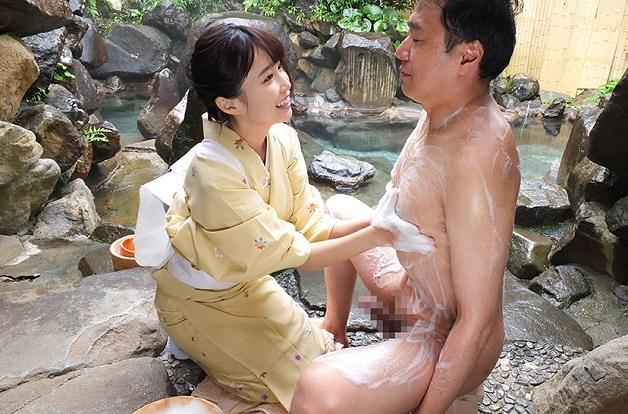 《河合あすな》平成最後の神乳が絶対的下から目線で世界に誇れる日本の「お・も・て・な・し」♪淫語を囁きながら全身エロテクサービス!