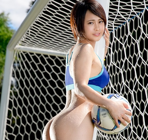 【内田篤子】女子サッカー日本代表候補の合宿参加経験のある某有名クラブチーム所属のアスリートJDがカメラの前で濃厚セックス!
