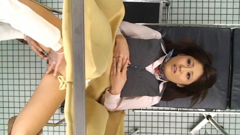 【産婦人科OL検診】Part3☆美人にだけ再検査を通達し再検査に来た美人なOLだけを狙い検査と称する生ハメ種付け中出しをする医師