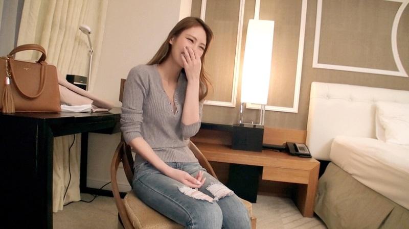2度目のAV体験に来たスレンダー美女が、前回体験した時は「攻めのSEX」を披露したので今回は「攻められるSEX」をしたいという理由でAV応募【さくら 22歳 歯科助手】