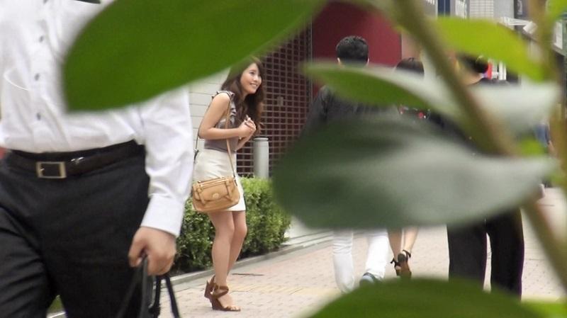 【素人逆ナンパ】青森から上京してきた美女が都会で逆ナンパに挑戦した結果、暴走した男に中出し種付けされてしまうwww