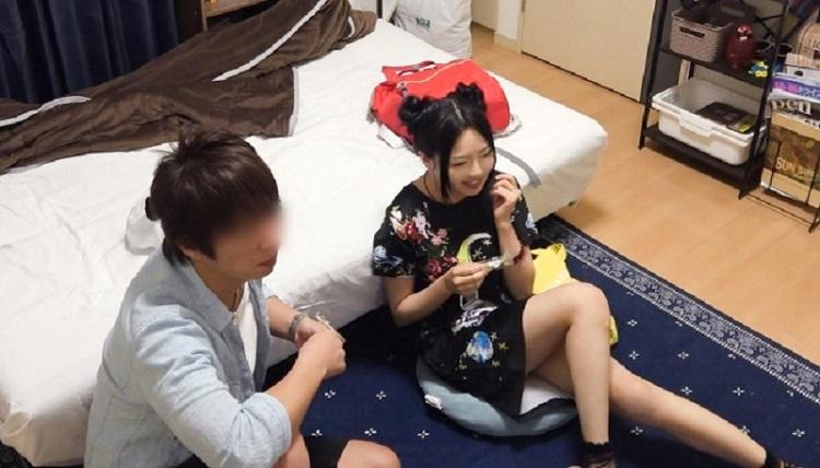 【素人 21歳 台湾美女】懐かしの某格闘ゲームに出てきそうなコスプレをした台湾女性のマ○コに日本産の勃起チ○ポをぶちこむ様子を盗撮!!
