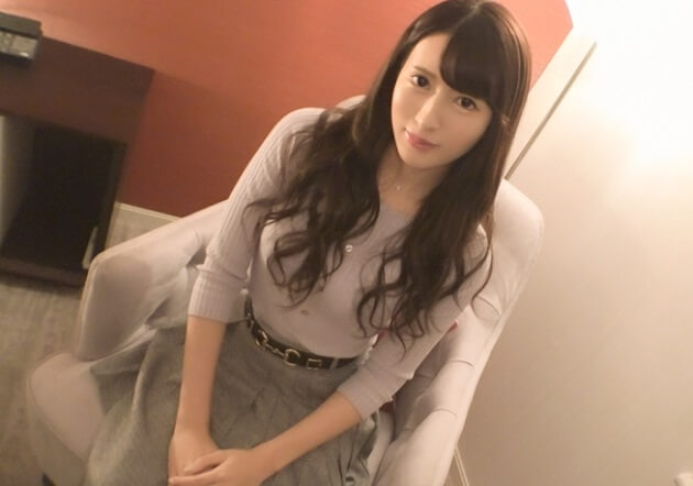 某会社のマドンナ的美貌の美人受付嬢がまさかのハメ撮り。卑猥な性癖を赤裸々に話し『おちんちんは長くて固い方が好き..』と暴露www