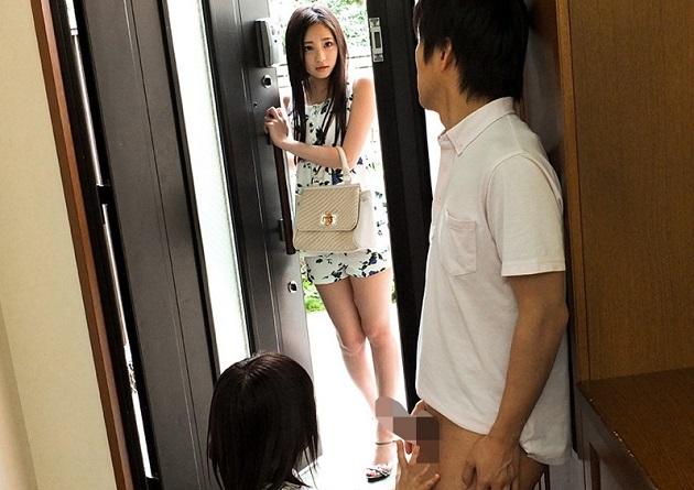 妹の彼氏を誘惑する絶対的美少女の淫乱姉。妹の目を盗み彼氏を寝取るエロすぎる姉妹丼の三角関係