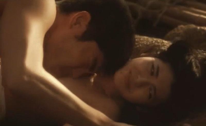 【南野陽子】昭和のトップアイドルでスケ○ン刑事の女優が乳首吸われベロチューSEX