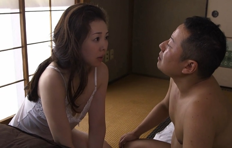『一度だけよ・・・これが・・・最後だから・・・』夫の弟との体の相性が良すぎて浮気してしまった熟女