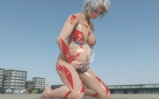 Pregnant goddess(3)