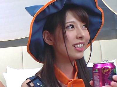 【素人ナンパ】11月の渋谷はエロ娘でいっぱいw『何かでちゃあう(*ノωノ)』酔っぱらった潮吹き娘に大乱交どさくさ中出し!