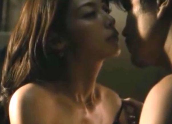 【相武紗季】性的な興奮の高まりを露わにした濡れ場