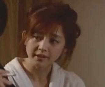 【相田翔子】美しいバスローブ姿を披露した濡れ場