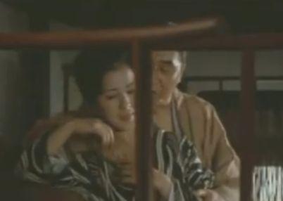 【佳那晃子】体の奥に疼きを感じる濡れ場