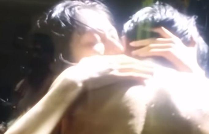 【天海祐希】露出度高めの濡れ場