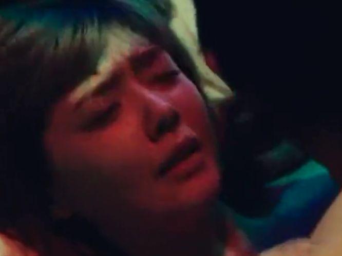 【遠藤新菜】無防備な姿が露わになる濡れ場