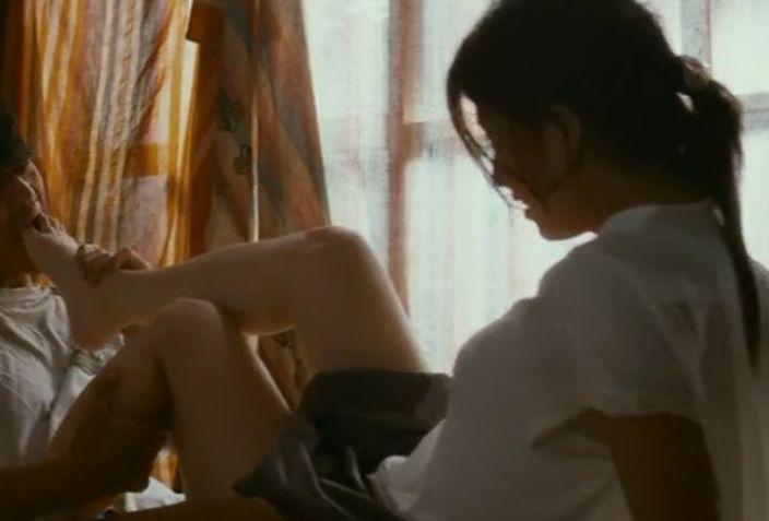 【橋本マナミ】若い男女が欲望のまま肉体を貪り合う濡れ場