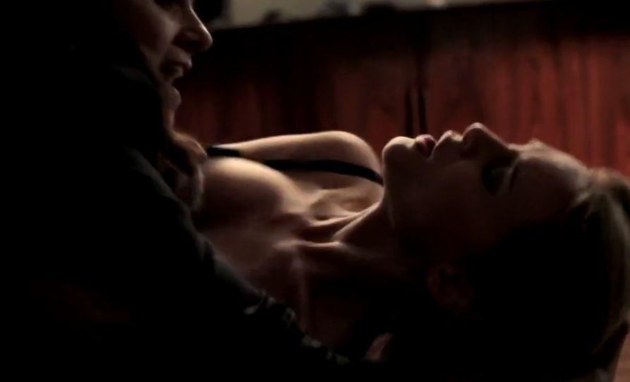ヘザー・グラハム お互いの性欲を思いっきり発散させる濡れ場