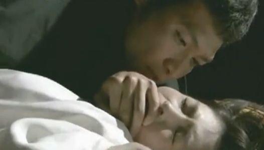 【日南響子】際どすぎる姿を見られる濡れ場