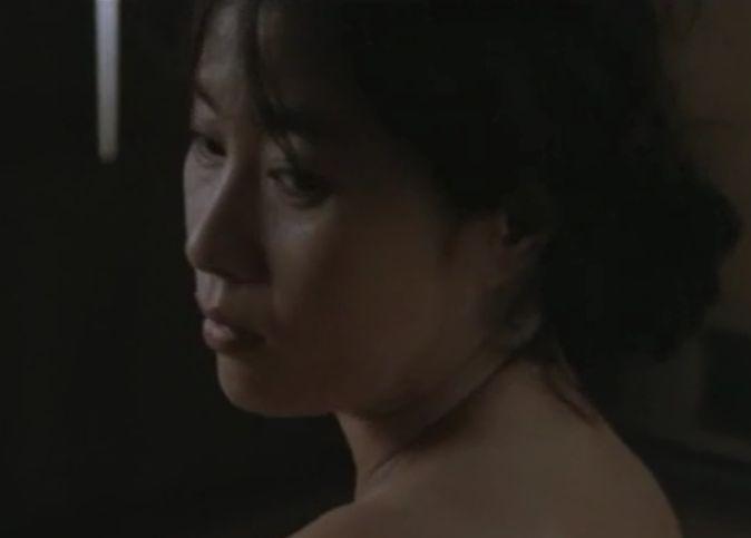 【宮下順子】浴衣を脱いで美肌をさらしてくれる濡れ場
