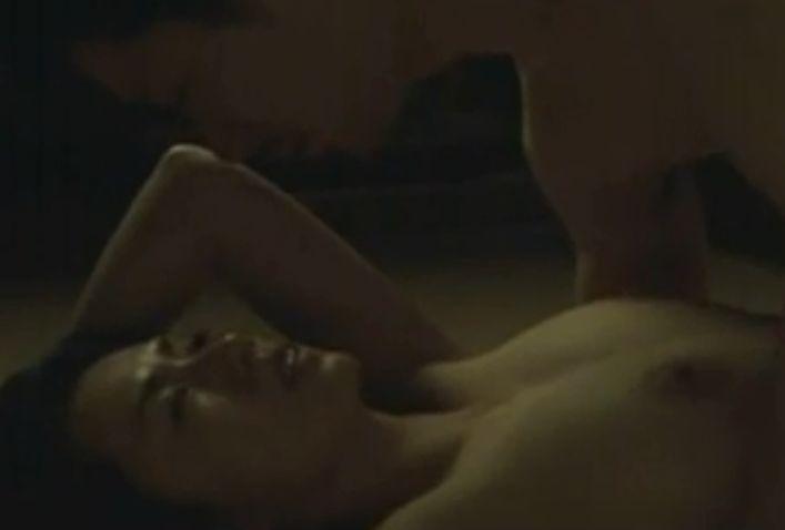 【小島可奈子】夜の誘いを受け身体を許した濡れ場