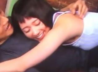 【木村文乃】抱きついて胸が当たったラブシーン