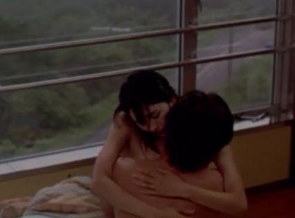 【小島聖】愛しあえる体位を探す濡れ場