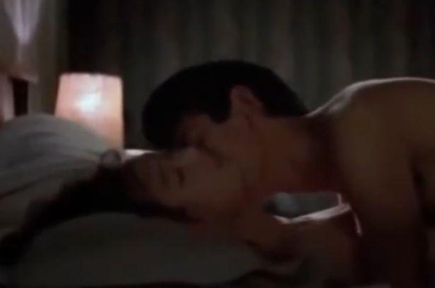 【工藤夕貴】乳首を舌で転がすように舐めた濡れ場