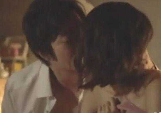 【前田敦子】抱きしめられた瞬間に欲情スイッチが入った濡れ場