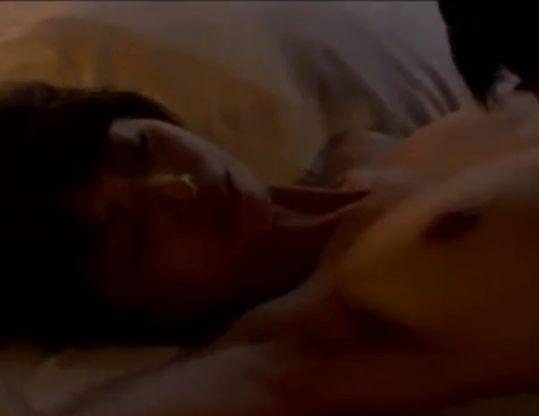 【宮地真緒】旅館で男女の愛を深める濡れ場
