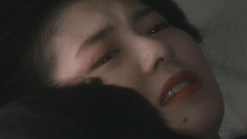 【南野陽子】苦悶の表情を浮かべながらも感じる濡れ場