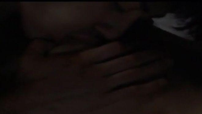 【南李乎】胸を揉まれて乳首を吸われた濡れ場
