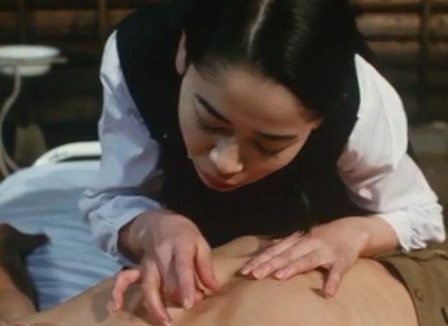 【三坂知絵子】男の性感帯に刺激を与えていく濡れ場