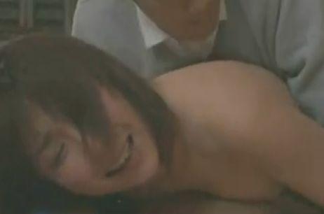 【村松恭子】愛のカタチを見せる濡れ場