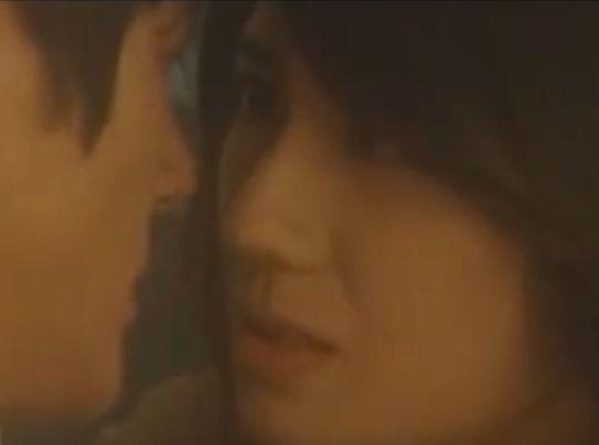 【松下奈緒】ホテルで密着しながら男を誘惑していく濡れ場