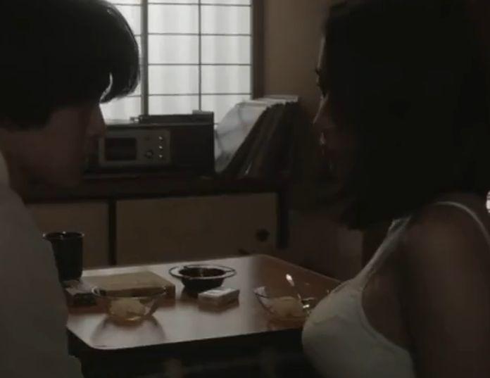 【成海璃子】男の腕に抱かれ全てを忘れ情事に溺れていく濡れ場