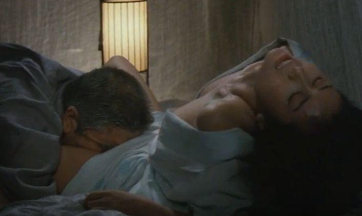 【小柳ルミ子】誘惑とエロスに満ちた関係になる濡れ場
