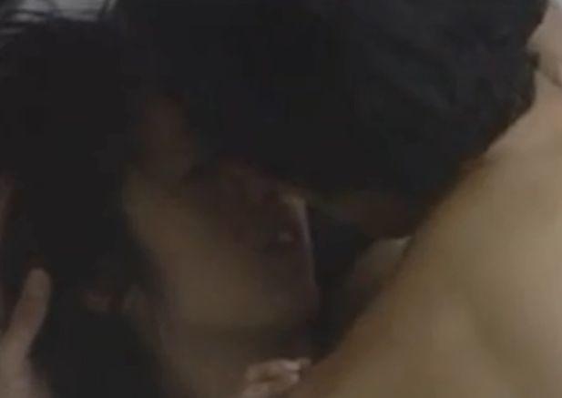 【高岡早紀】時間をかけてたっぷりとキスをした濡れ場