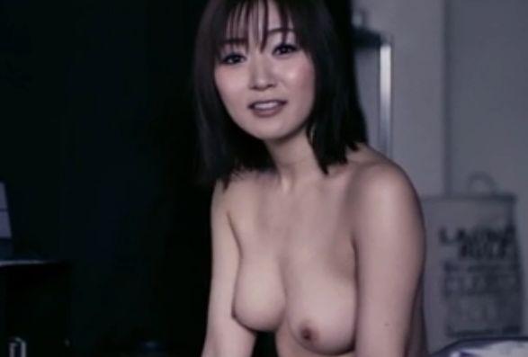 【階戸瑠李】美裸身を開放してくれた濡れ場