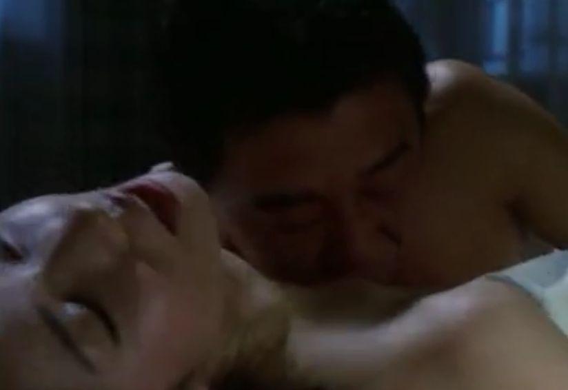 【結城しのぶ】初対面の男性に激しく抱かれて淫らになる濡れ場