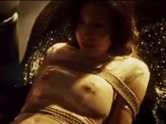【杉本彩】身体が火照って徐々に性感を刺激された濡れ場